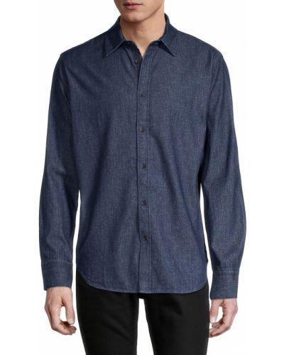 Koszula casual - niebieska Rag & Bone