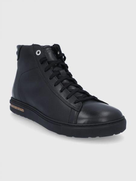 Кожаные ботинки Birkenstock