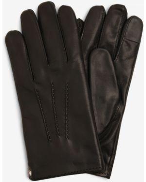 Rękawiczki czarny Tommy Hilfiger