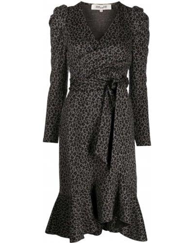 Sukienka bawełniana Dvf Diane Von Furstenberg