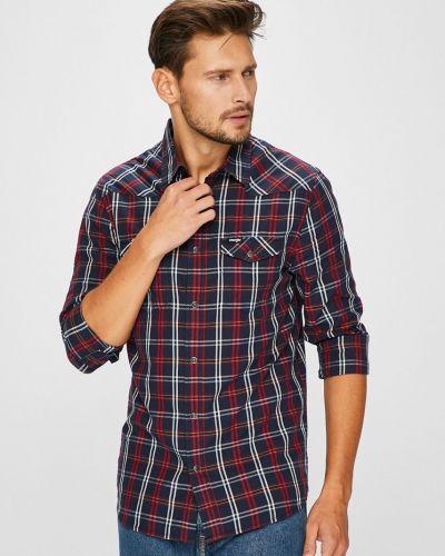 Рубашка с длинным рукавом в клетку хлопковая Wrangler
