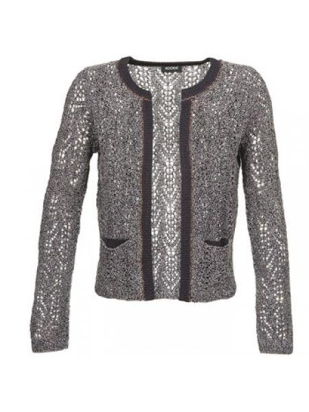 Brązowy sweter Kookai