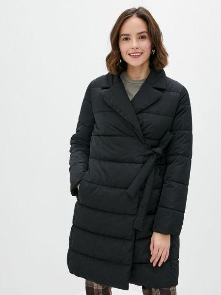 Утепленная куртка демисезонная черная Gerry Weber