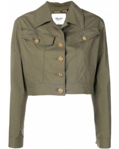 Удлиненный пиджак на пуговицах Blugirl