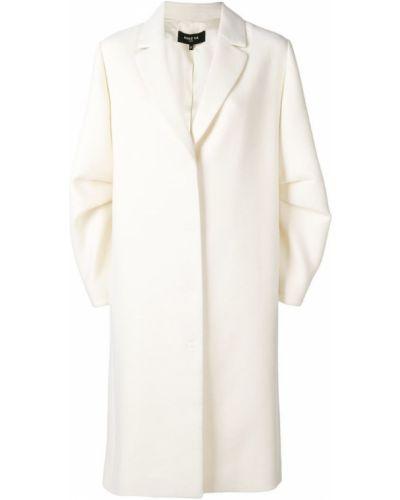 Однобортное пальто с капюшоном Paule Ka