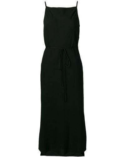 Вечернее платье без рукавов с рукавами Calvin Klein