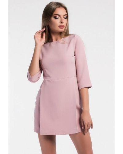 Комбинезон с шортами розовый Carica&x-woyz