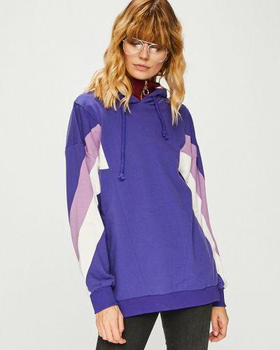 Кофта с капюшоном фиолетовый Trendyol