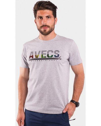 Серая футболка Avecs