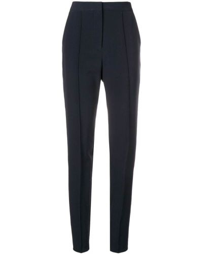 Темно-синие брюки с поясом Cyclas