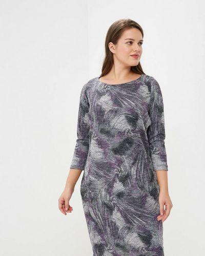 Повседневное платье - серое Forus