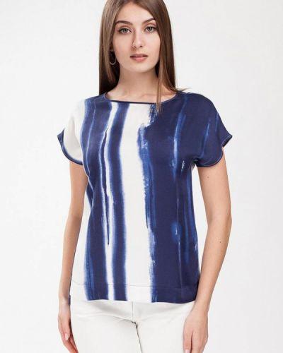 Блузка - синяя Frambo