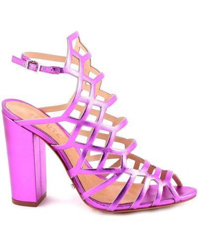 Różowe sandały Schutz