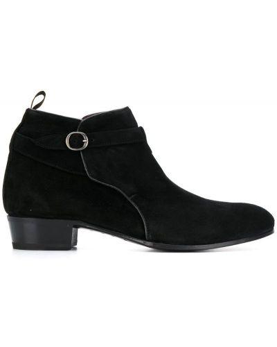 Ботильоны для обуви черный Lidfort