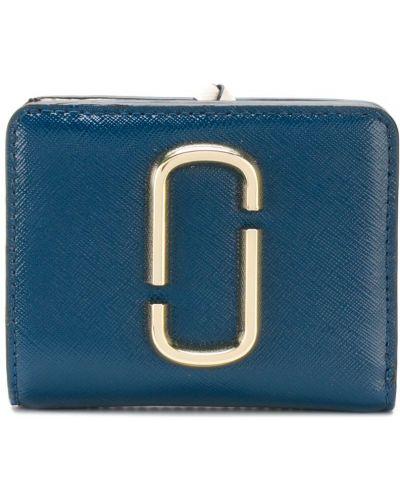 Кожаный кошелек на молнии мини Marc Jacobs