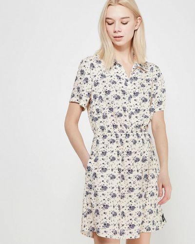 Платье платье-рубашка весеннее Calvin Klein Jeans