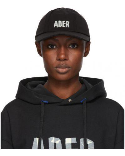 Bawełna bawełna biały czapka z daszkiem Ader Error