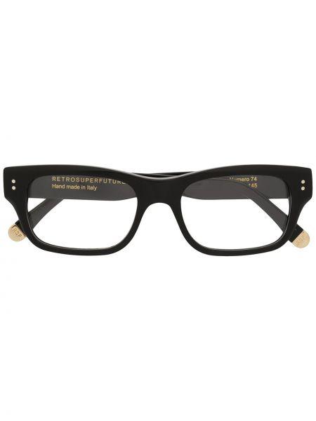 Оправа для очков - черные Retrosuperfuture