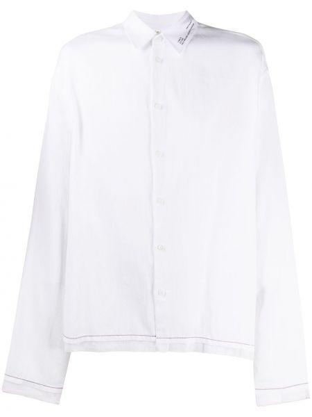 Koszula z długim rękawem klasyczna prosto Oamc