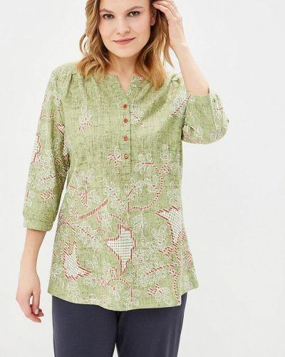 Рубашка зеленый Лори