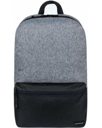 Серый рюкзак легкий Quiksilver