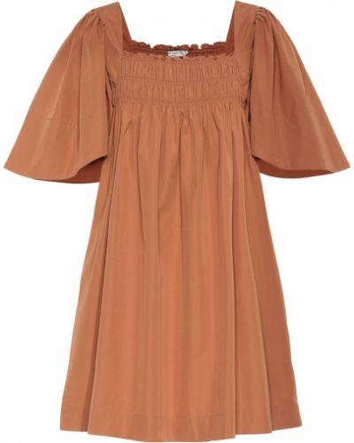 Летнее платье из поплина Three Graces London