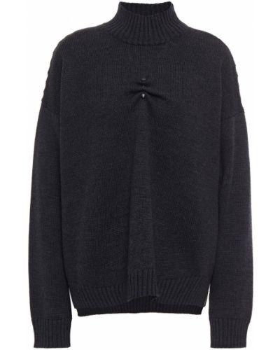 Шерстяной свитер Ganni