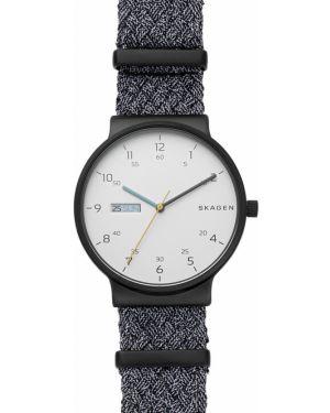 Zegarek szary łączny Skagen