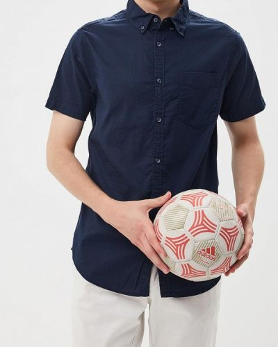 Синяя рубашка с короткими рукавами Ovs
