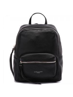 Черный текстильный рюкзак Gianni Chiarini