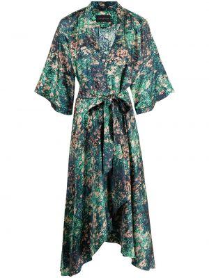Зеленое платье на торжество Ginger & Smart