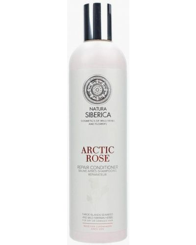 Бальзам для волос белый Natura Siberica