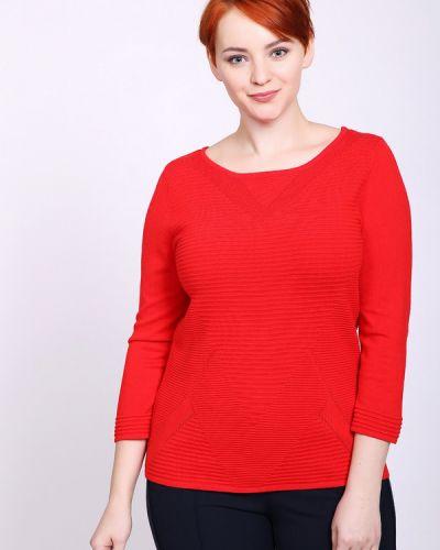 Пуловер красный Pezzo
