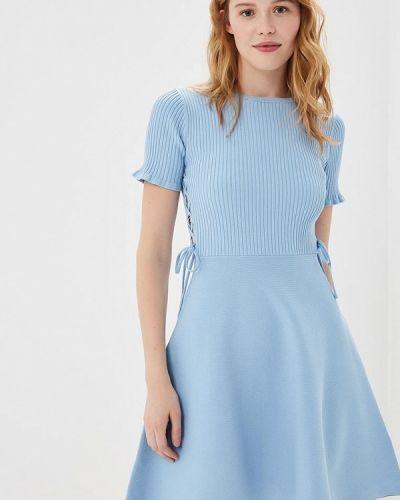 Голубое платье Lusio