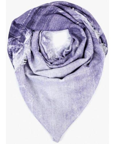 Фиолетовый платок Fabretti