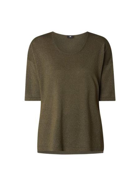 Zielona bluzka z wiskozy Riani
