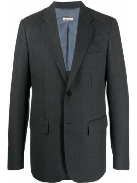 Wełniany garnitur z kieszeniami Marni