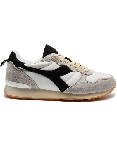 Кожаные кроссовки с подкладкой Diadora