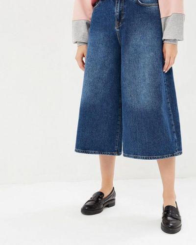 Расклешенные джинсы широкие Noisy May