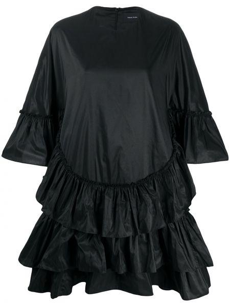 Платье оверсайз трапеция Simone Rocha