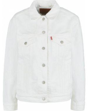 Джинсовая куртка белая Levi's®