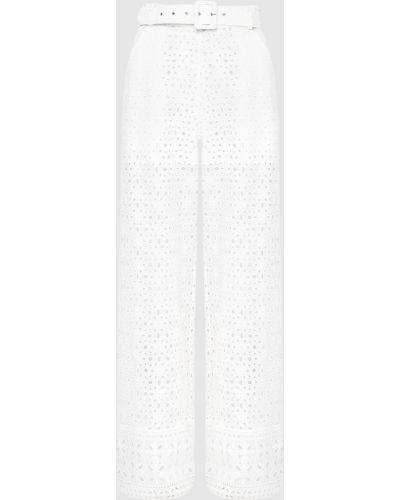 Повседневные белые брюки Charo Ruiz