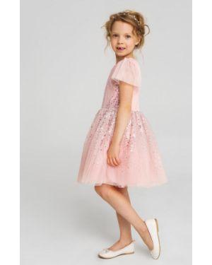 Пышное платье из фатина с пайетками Playtoday Kids