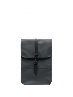 Рюкзак из полиэстера - серый Rains