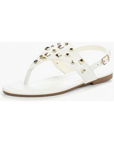 Белые сандалии Style Shoes
