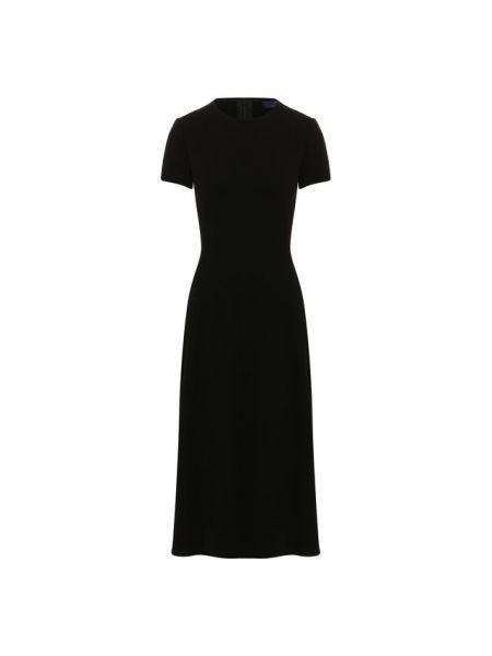 Платье осеннее из крепа Polo Ralph Lauren