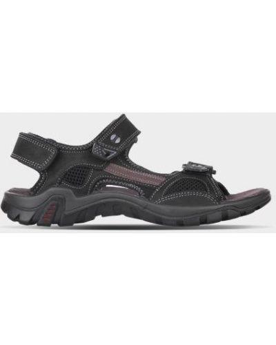 Открытые брендовые текстильные сандалии Salamander