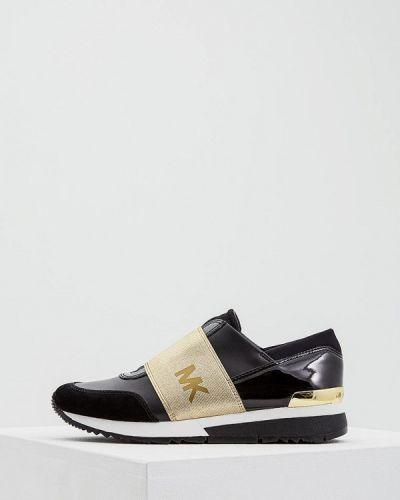 Черные кроссовки Michael Michael Kors