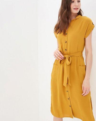 Платье платье-рубашка весеннее Dorothy Perkins