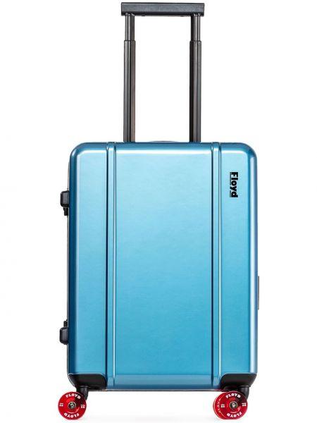 Синий чемодан Floyd